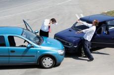 交通事故現場